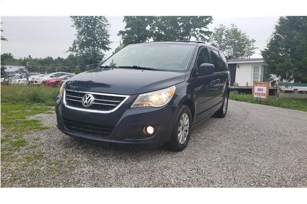 2009 Volkswagen Routan 4dr Wgn Highline