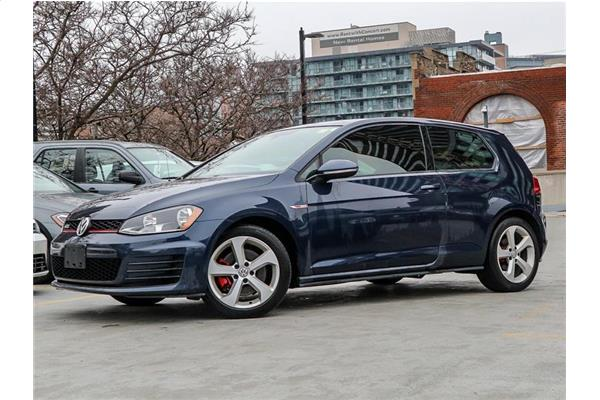2016 Volkswagen Gti ONE OWNER|CLEAN CARFAX|CERTIFIED|FINANCE AVAILABLE